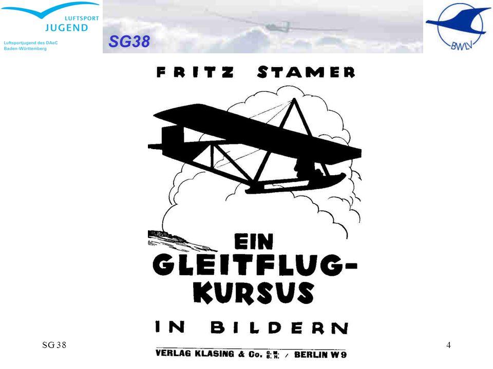 SG38 SG 38 Günter Bertsch