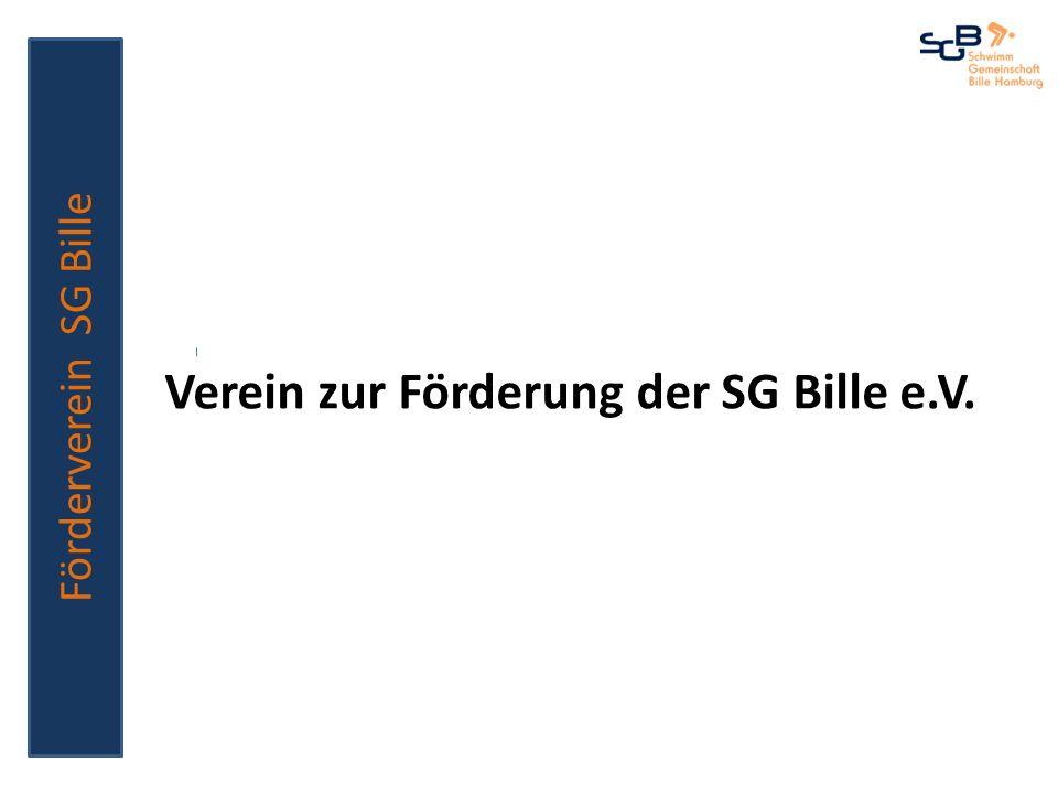 Verein zur Förderung der SG Bille e.V.