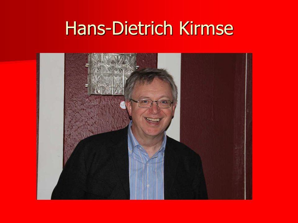 Hans-Dietrich Kirmse
