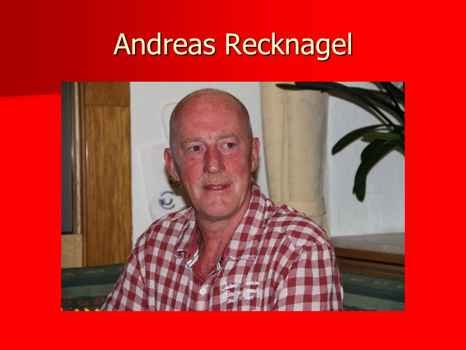 Andreas Recknagel