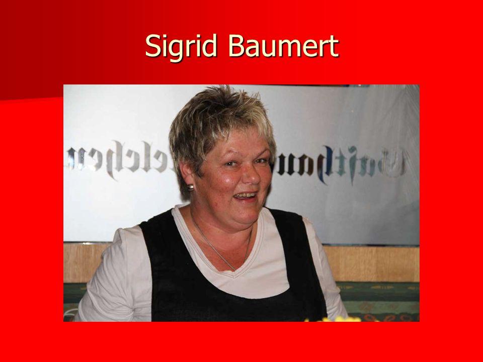 Sigrid Baumert
