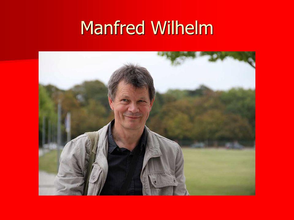 Manfred Wilhelm