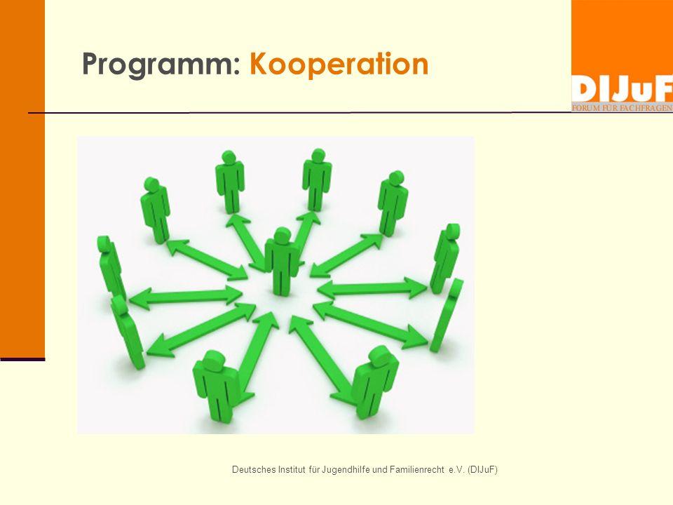 Programm: Kooperation