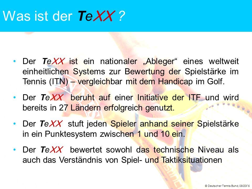 Was ist der TeXX