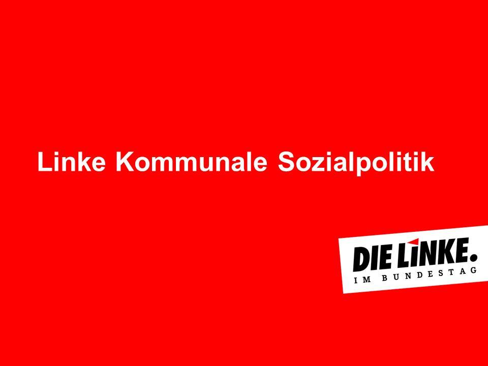 Linke Kommunale Sozialpolitik