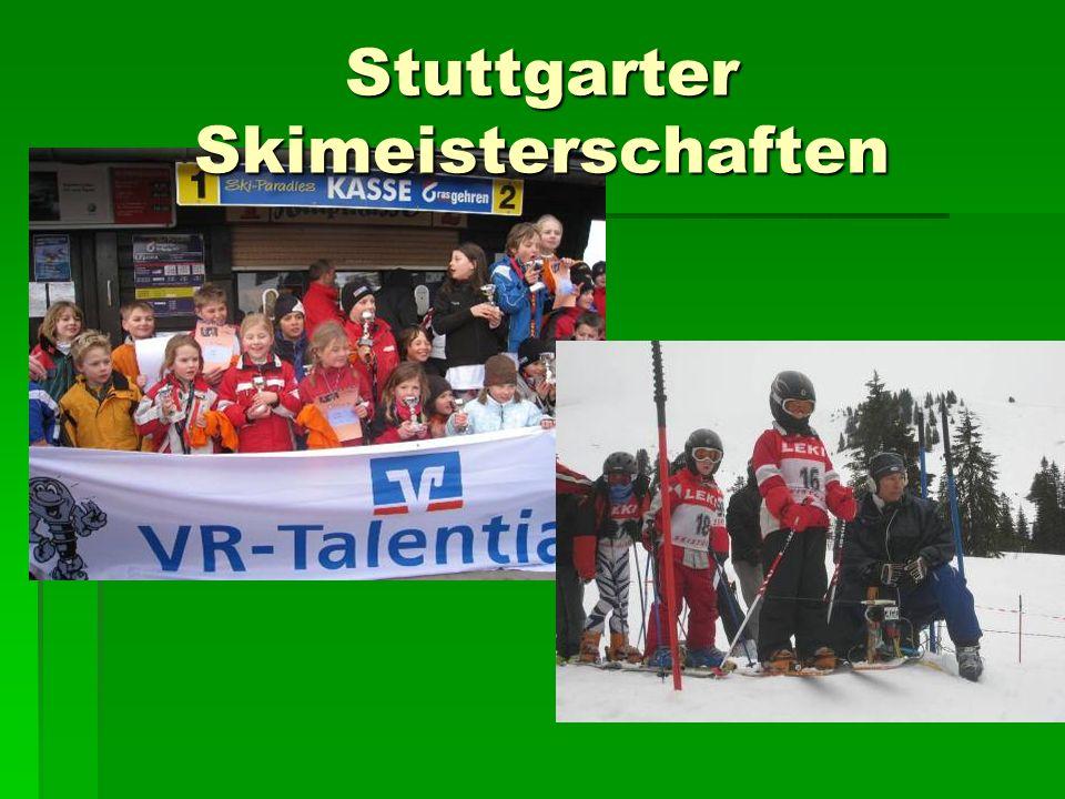 Stuttgarter Skimeisterschaften
