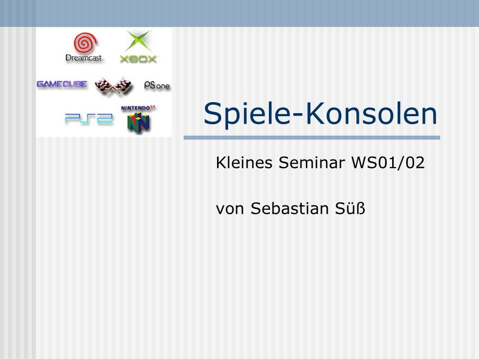 Kleines Seminar WS01/02 von Sebastian Süß