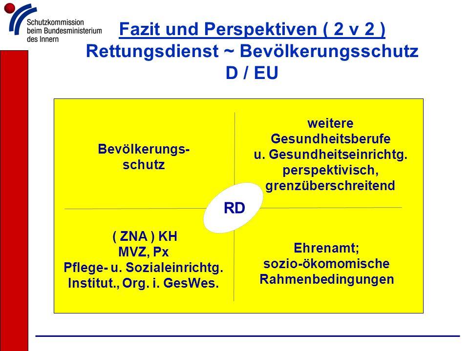 Ehrenamt; sozio-ökomomische Rahmenbedingungen