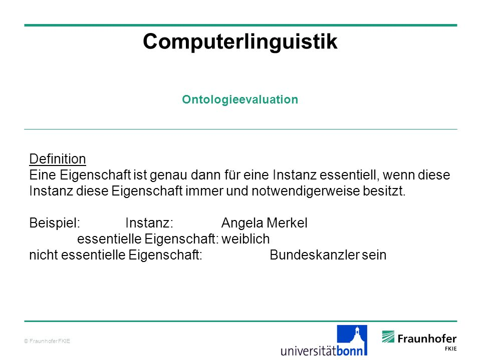 Computerlinguistik Definition