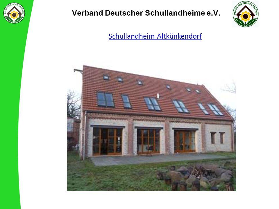 Schullandheim Altkünkendorf