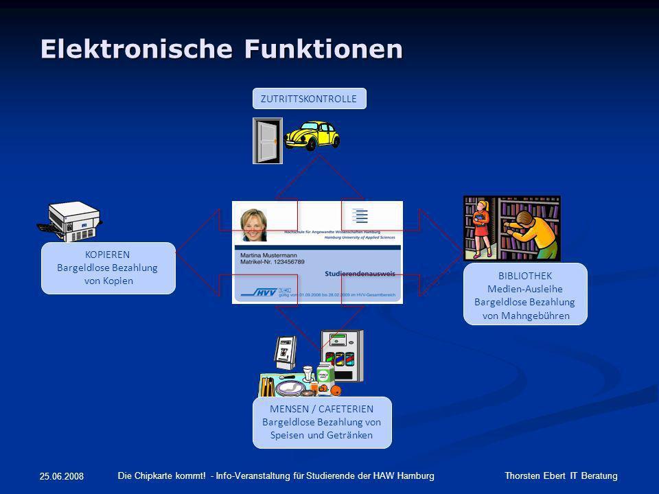 Elektronische Funktionen