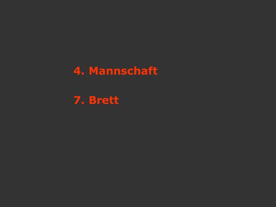 4. Mannschaft 7. Brett