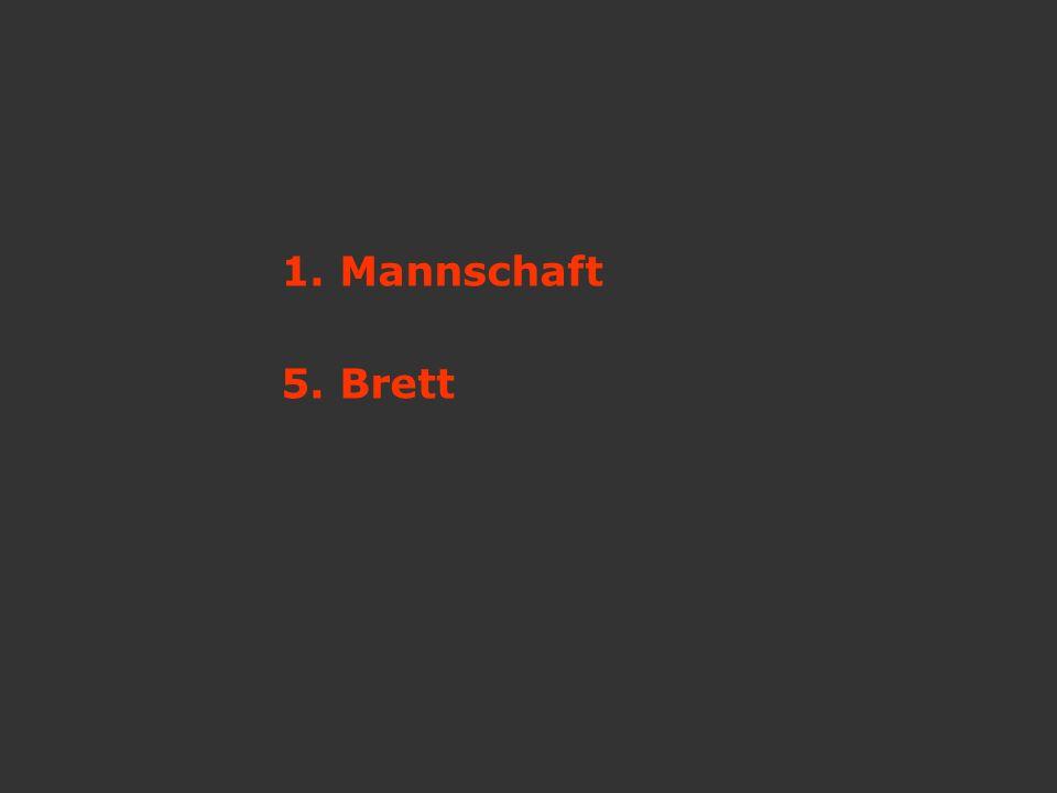 1. Mannschaft 5. Brett