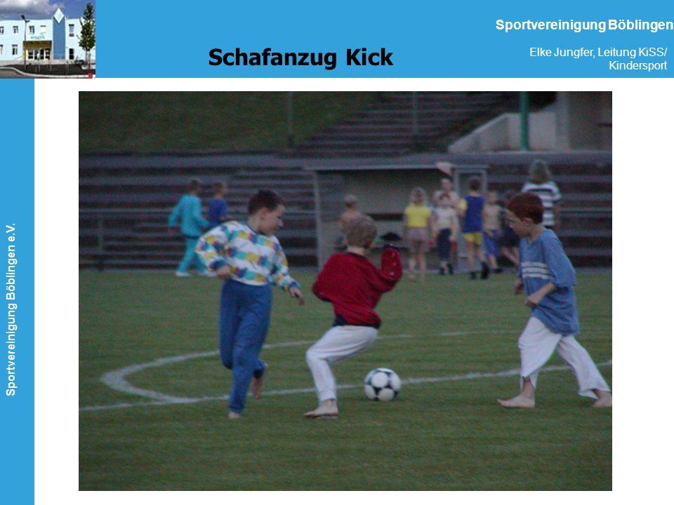 Schafanzug Kick
