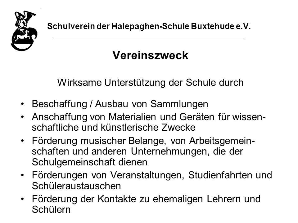 Schulverein der Halepaghen-Schule Buxtehude e.V.