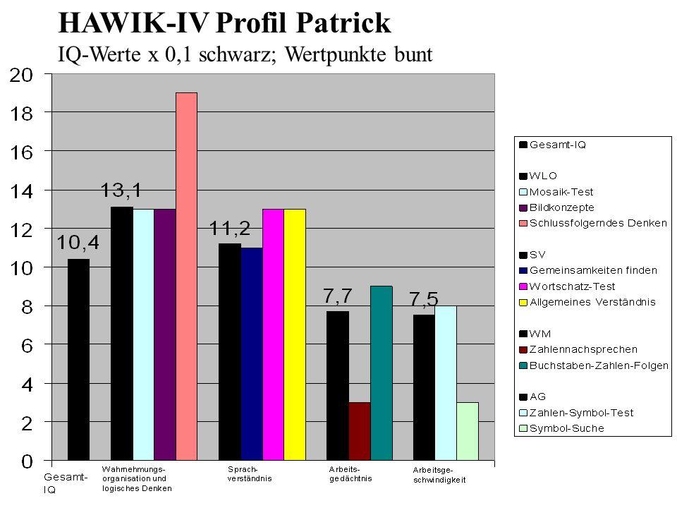 HAWIK-IV Profil Patrick