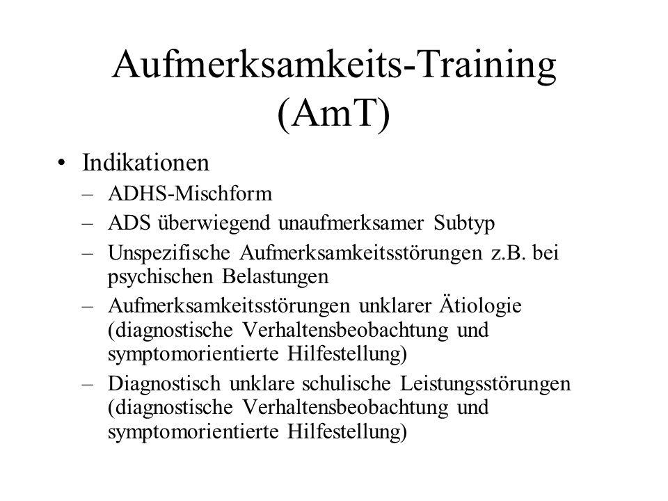 Aufmerksamkeits-Training (AmT)