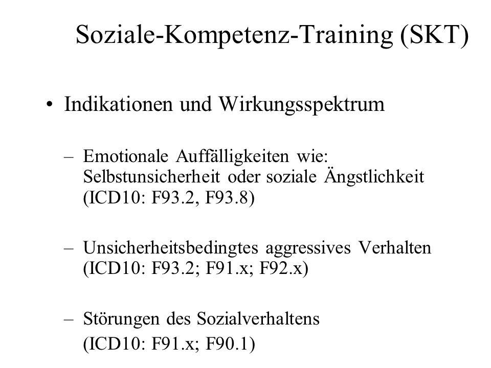 Soziale-Kompetenz-Training (SKT)
