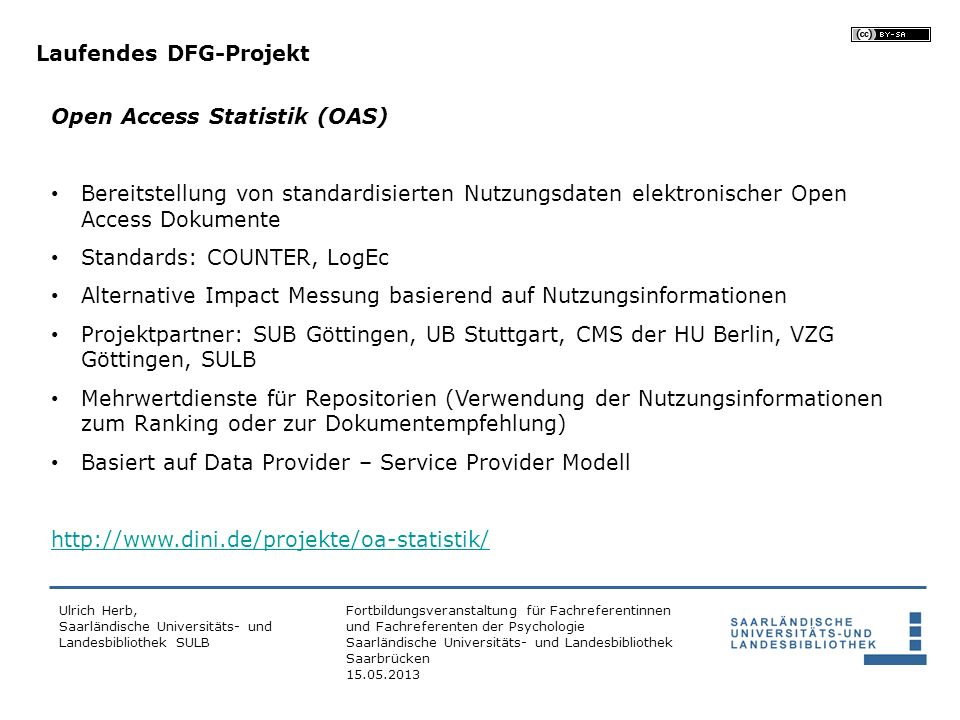 Laufendes DFG-Projekt