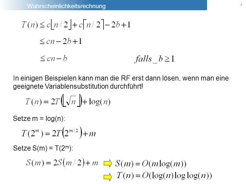 In einigen Beispielen kann man die RF erst dann lösen, wenn man eine