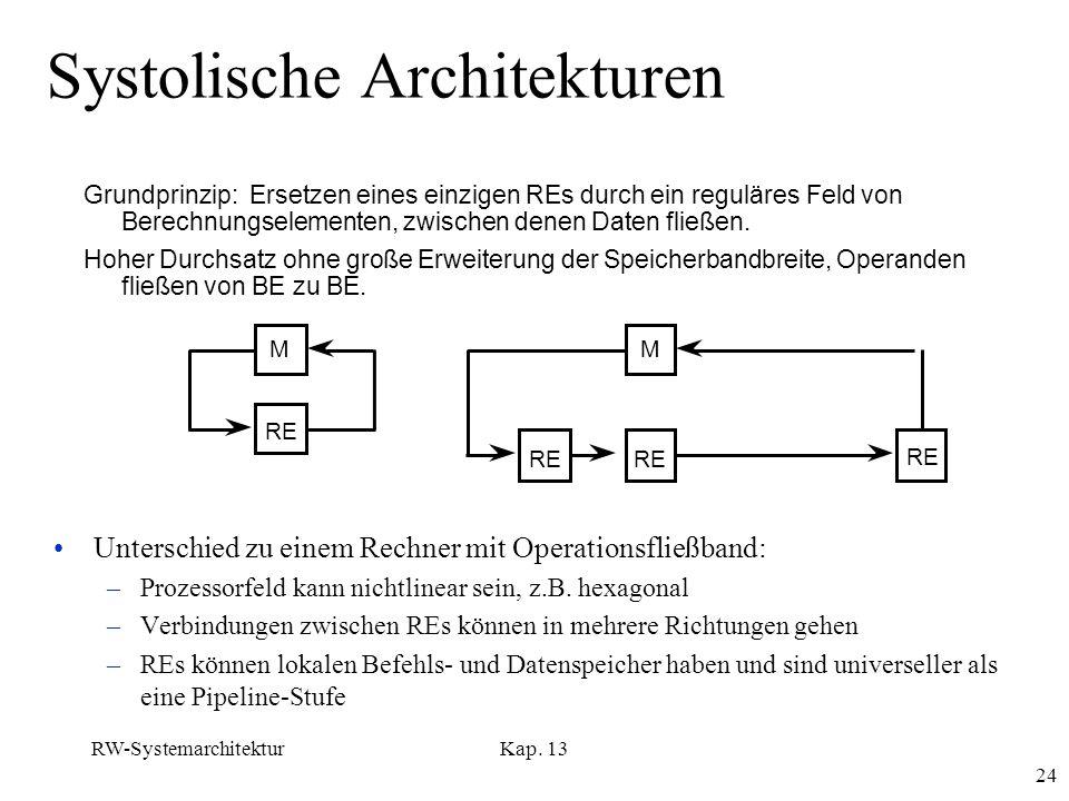 Systolische Architekturen