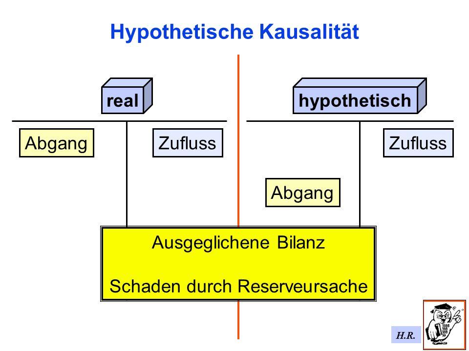Hypothetische Kausalität