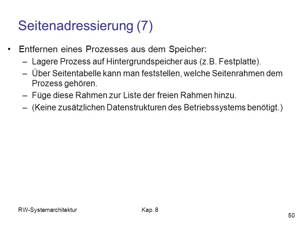 Seitenadressierung (7)