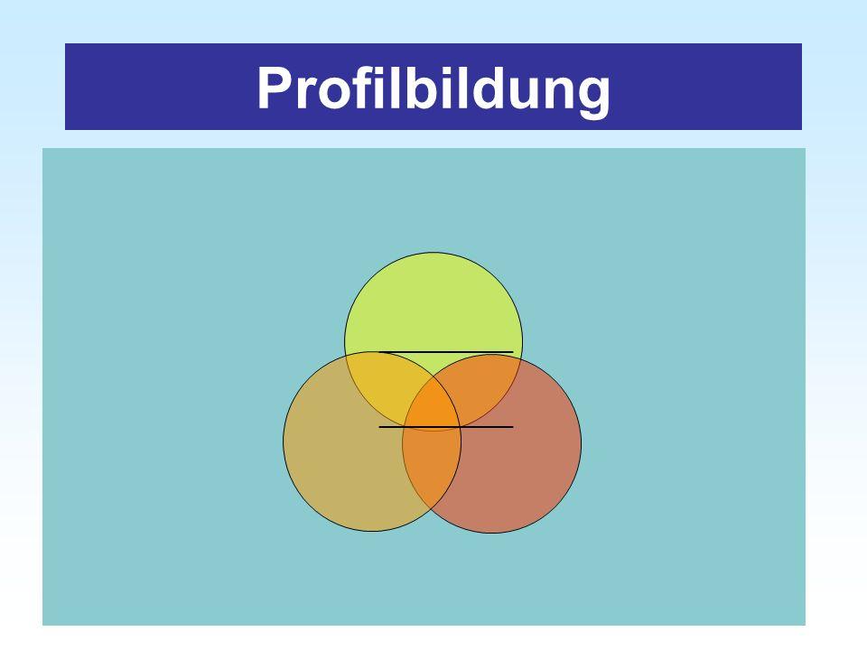 Profilbildung
