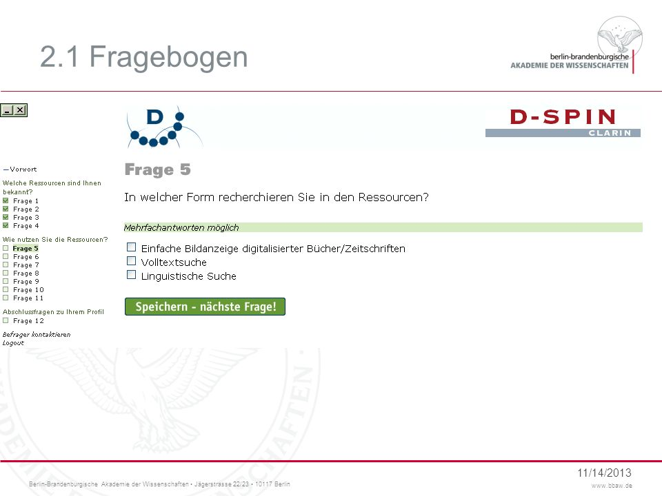 2.1 Fragebogen 3/25/2017