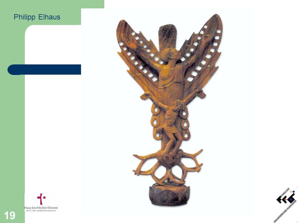 Philipp Elhaus Der Malawi-Christus. Eine Holzplastik aus Malawi, die in der 2.