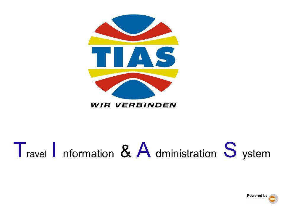 Travel I nformation & A dministration S ystem