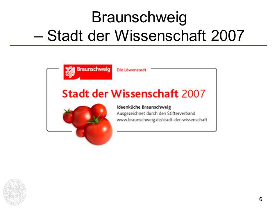 Braunschweig – Stadt der Wissenschaft 2007