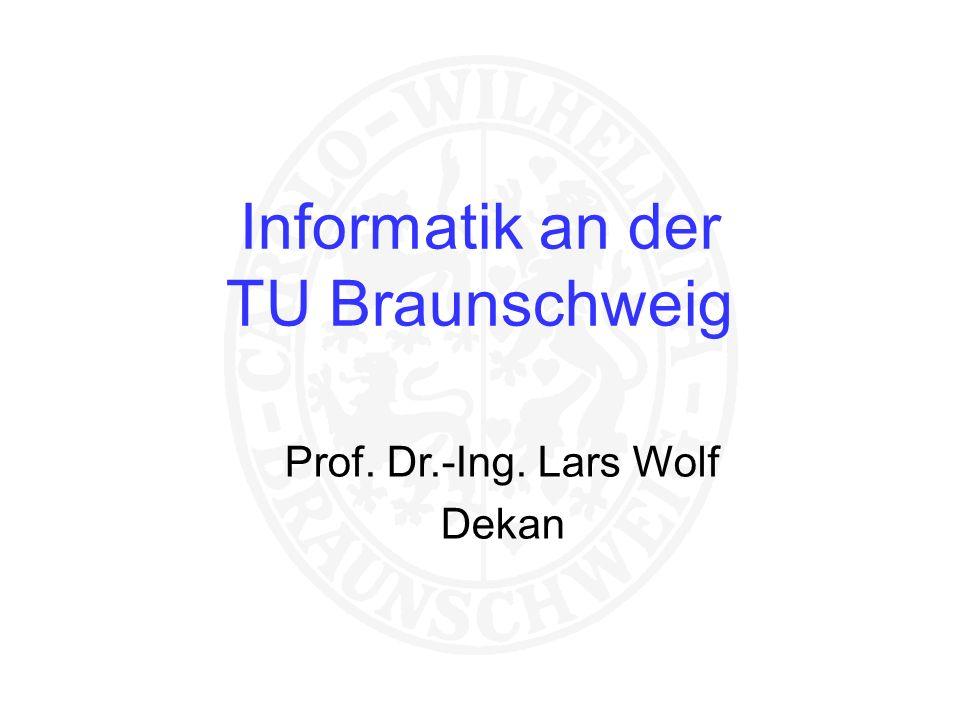 Informatik an der TU Braunschweig