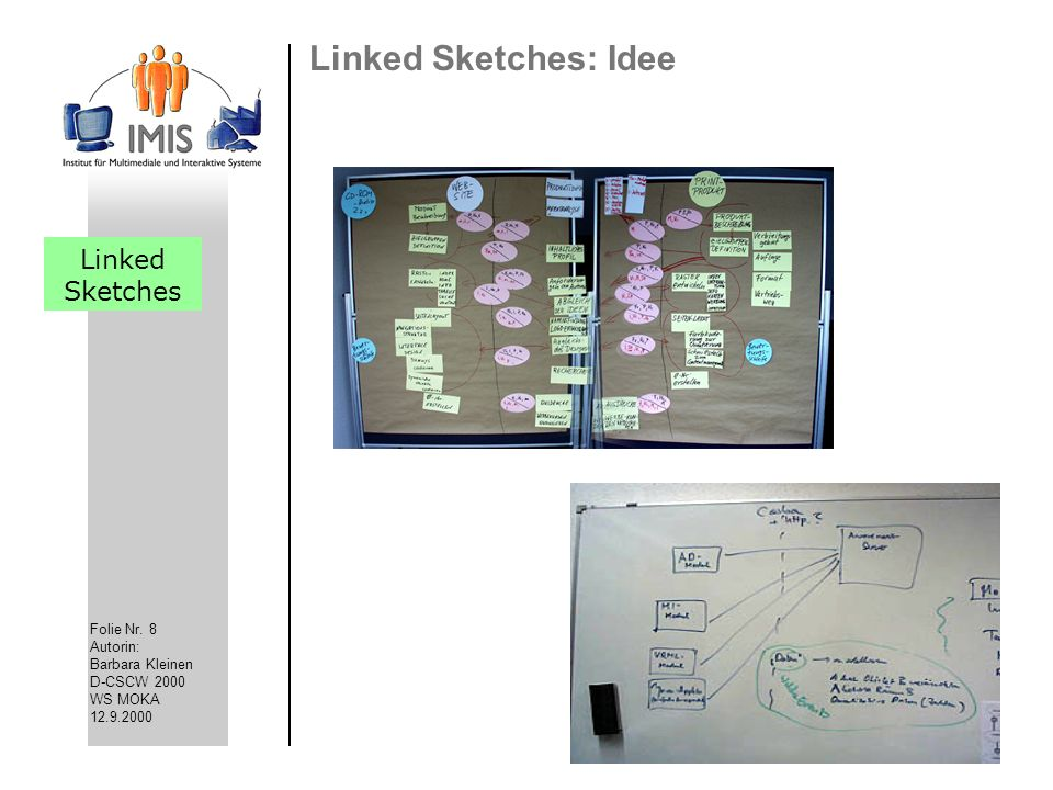 Linked Sketches: Idee Linked Sketches