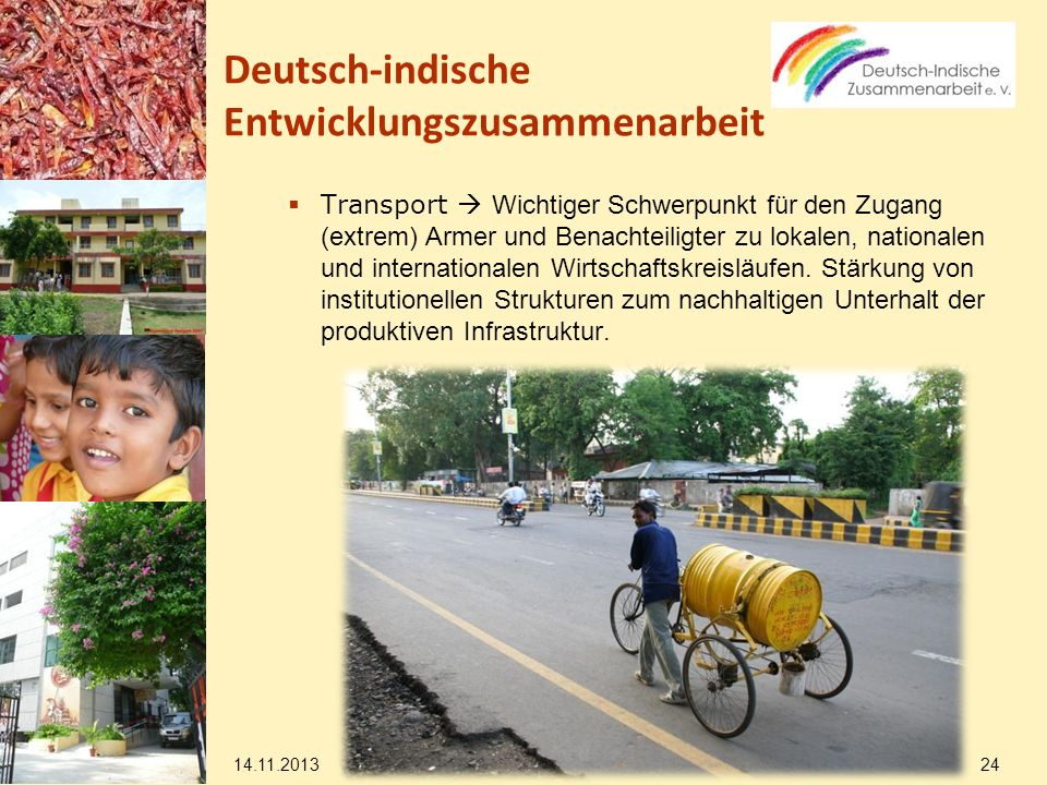 Deutsch-indische Entwicklungszusammenarbeit