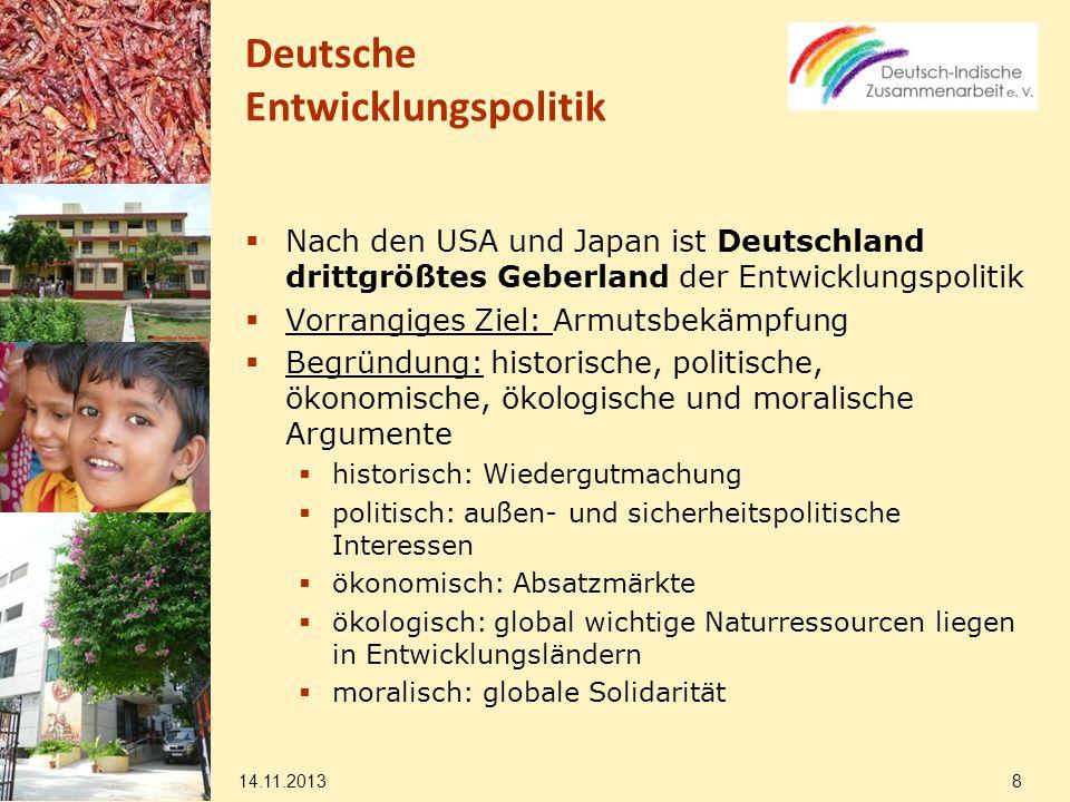 Deutsche Entwicklungspolitik