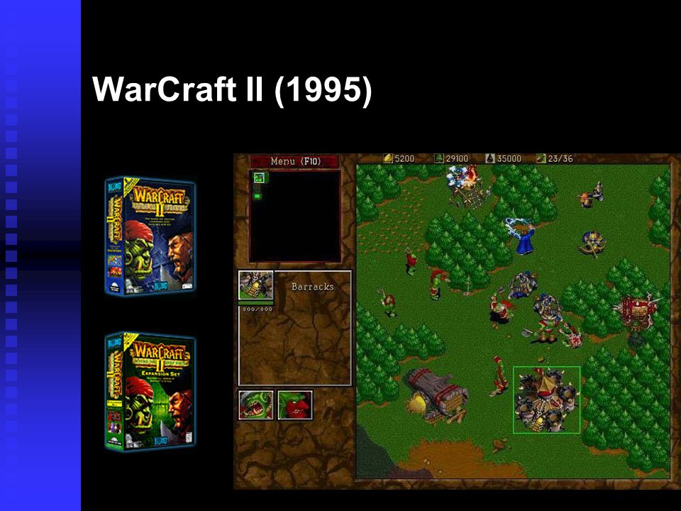 WarCraft II (1995)