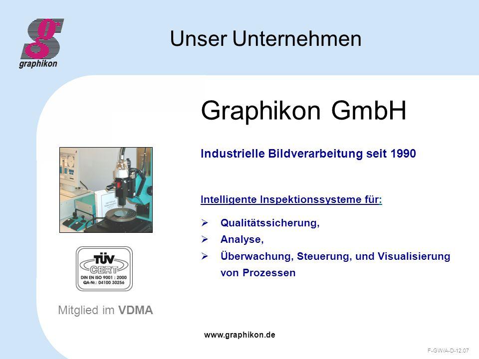 Graphikon GmbH Unser Unternehmen