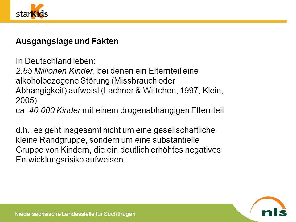 Ausgangslage und Fakten In Deutschland leben: