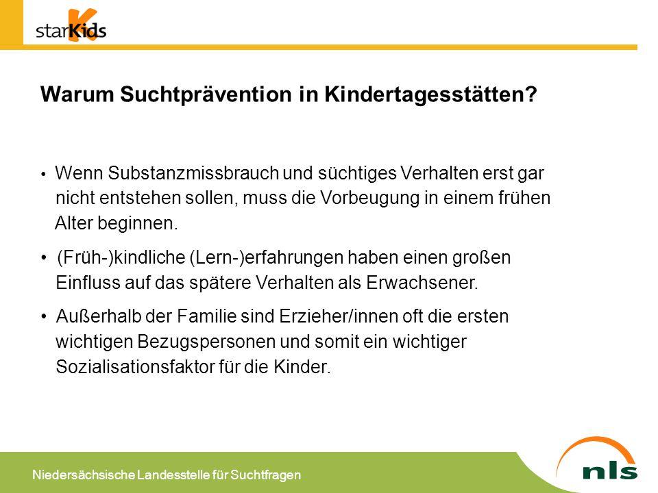 Warum Suchtprävention in Kindertagesstätten