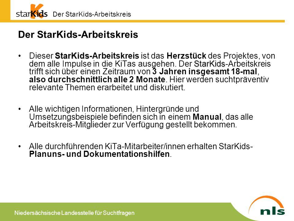 Der StarKids-Arbeitskreis