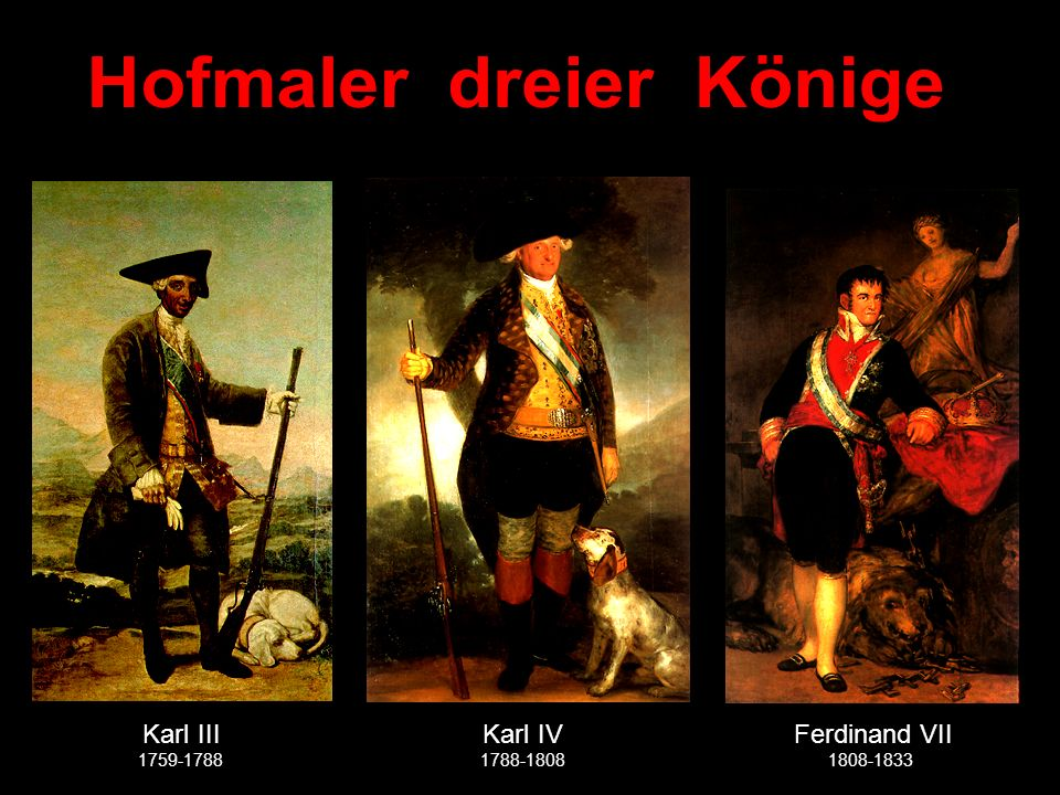 Hofmaler dreier Könige