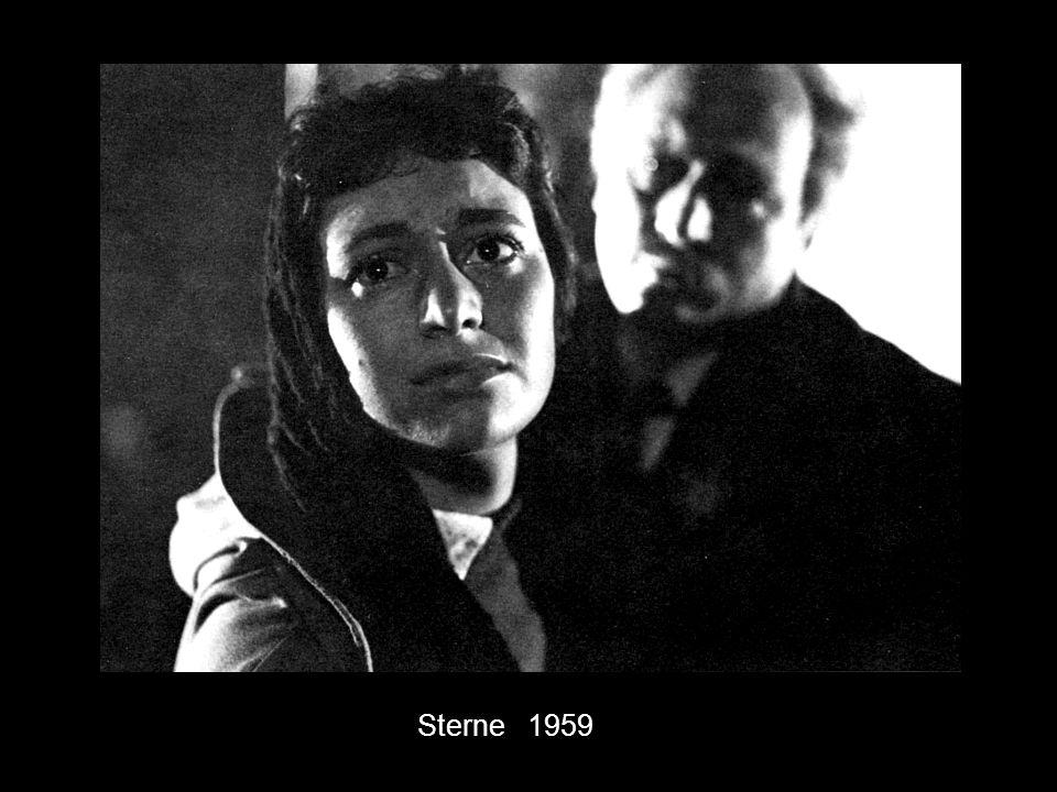 Sterne 1959 erster Film mit A. Wagenstein