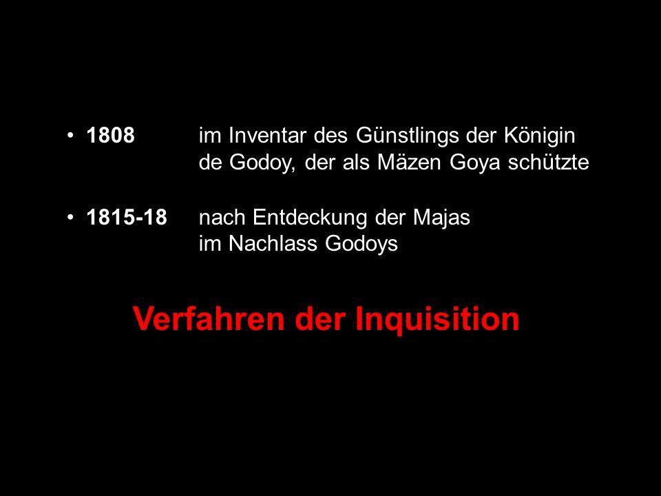 Verfahren der Inquisition