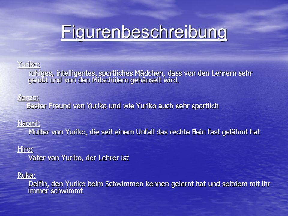 Figurenbeschreibung Yuriko: