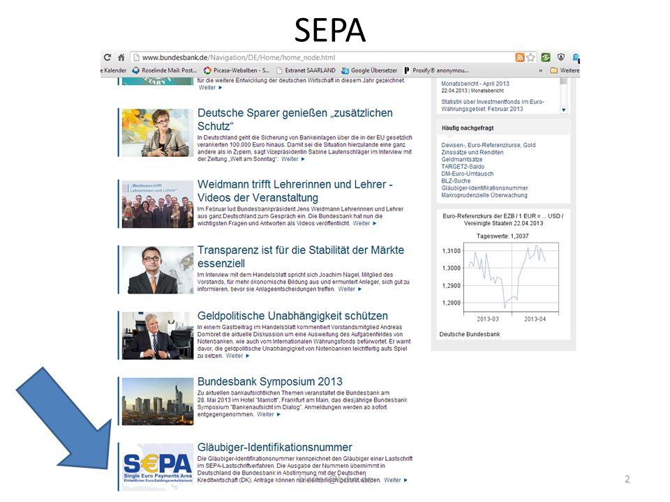 SEPA hissler@bdvv.de