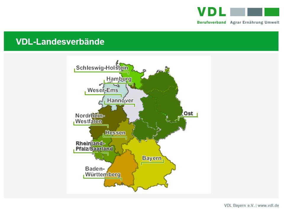 VDL-Landesverbände