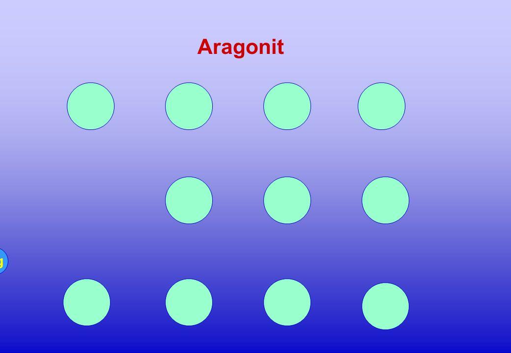 Aragonit Mg