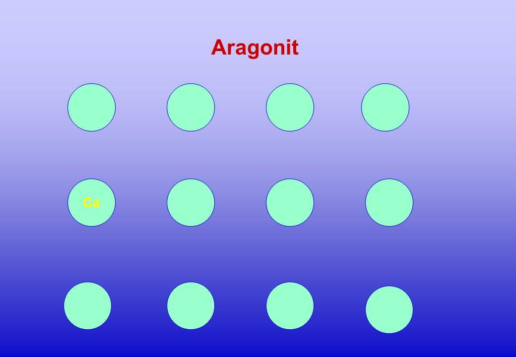 Aragonit Ca