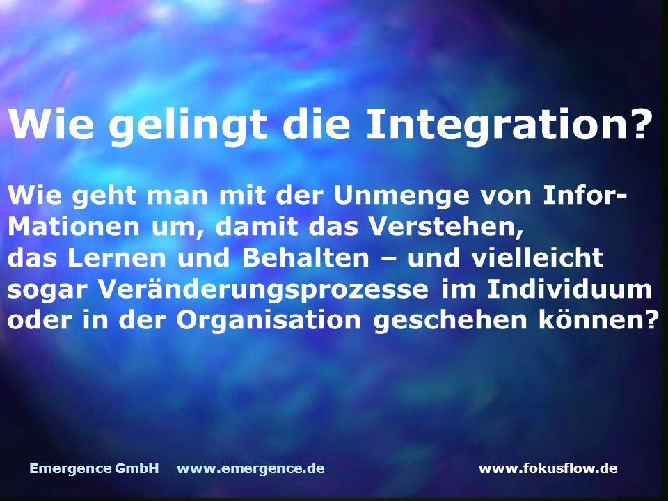 Wie gelingt die Integration